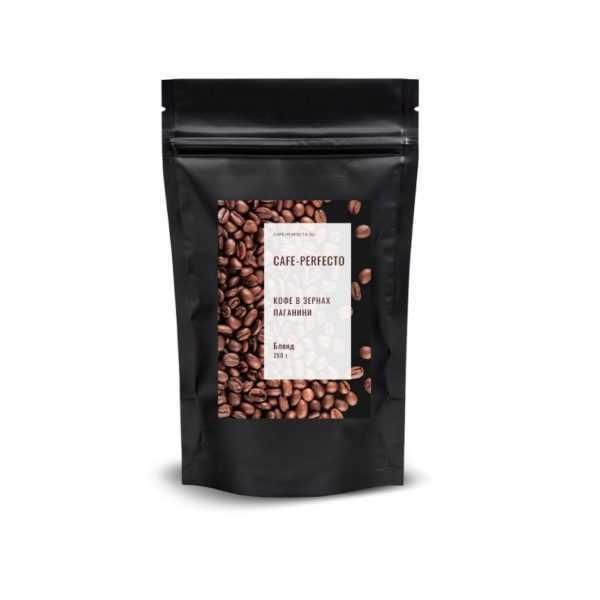 купить кофе паганини