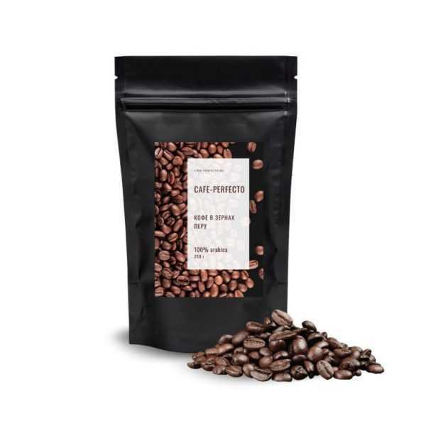 купить кофе в зернах из перу