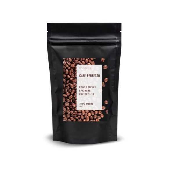 кофе сантос бразилия
