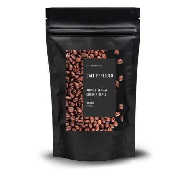 Кофе смесь Corona Reale