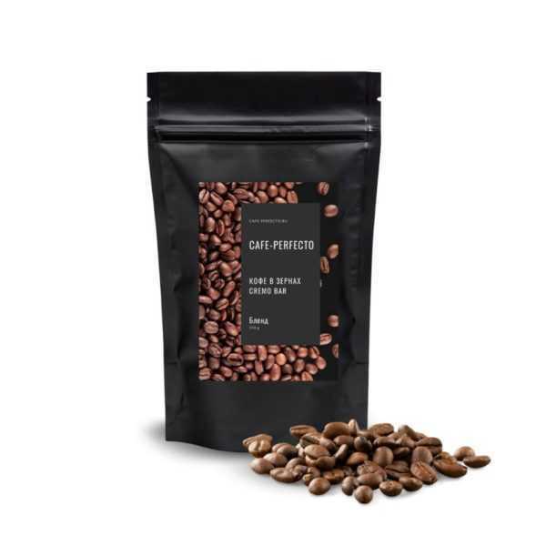 Кофе в зернах Cremo Bar