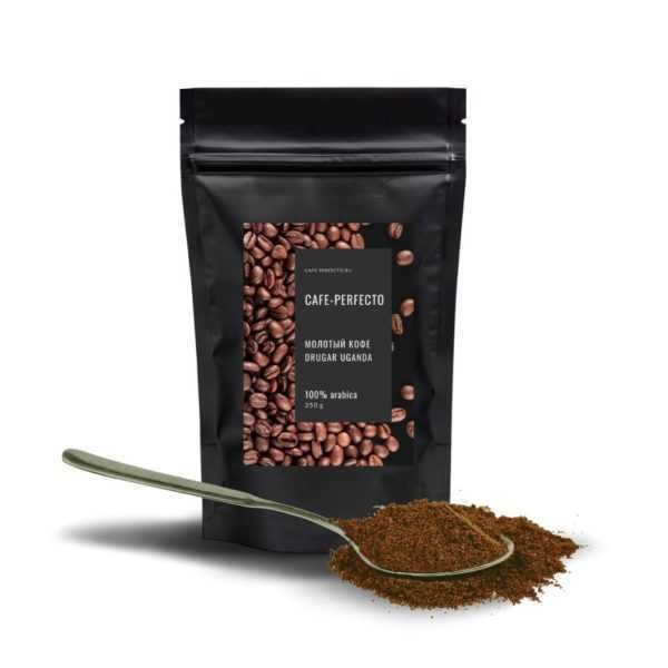кофе молотый из уганды