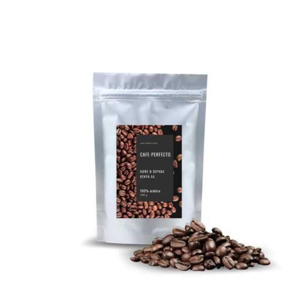 кофе в зернах Kenya AA